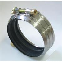 Cast iron pipe coupling, stainless steel coupling en877 Manufactures