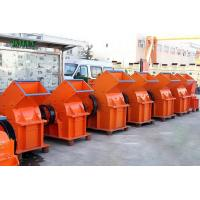 High Capacity Stone Impact Crusher , Industrial Crushing Machine Double Rotor for sale