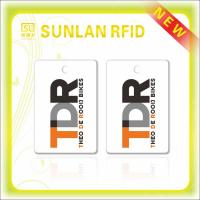 NFC Epoxy LF Rfid Tags Low Frequency Rfid Key Fob ABS Or Silicon for sale
