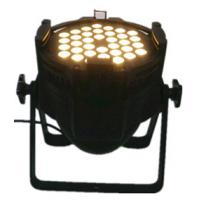 China 36*3/5W Warm or Cool White Daylight LED PAR Studio Light on sale