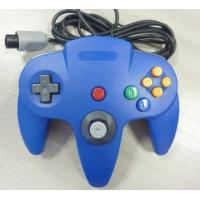 nintendo 64 wired controller,  Blue color Manufactures
