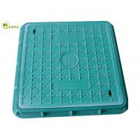 Green Plumbing Drainage Systems Drain Grating Composite Recessed Manhole Cover Manufactures