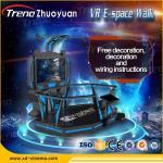 HTC VIVE Virtual Reality Space Walk Black Shooting Games 9D Action Cinemas Manufactures