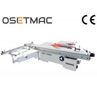 Quality Wood Panel Saw Woodworking Sliding Table Saw MJ6132BD With Scoring Blade for sale