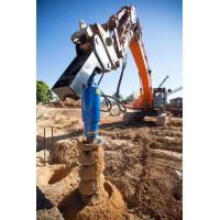 Buy cheap Spiral Borewell Drilling Machine High Accuracy Environmental Friendly from wholesalers