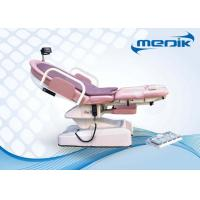China Comfortable Hydraulic And Electric Gynecological Chair For Female on sale