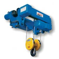 Low Headroom Electric Wire Rope Hoist , 12.5 Ton 18m Lifting Height Manufactures