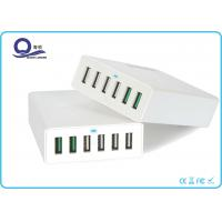 Dual Quick Charge 3.0 Ports 6 Port Charging Station with 1.5M AC Power Cord Manufactures
