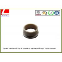 Professional Customised CNC Plastic Machined Parts POM Sleeve Manufactures
