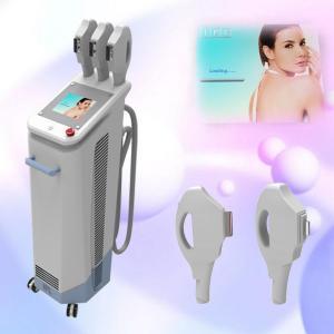 IPL &e-light laser hair removal machine for Skin Rejuvenation, Vascular removal Manufactures