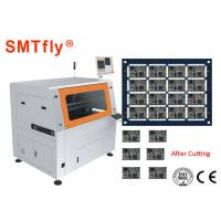 SMTfly PCB Depaneling Equipment - PCB Separators 100mm/s Cutting Speed Manufactures