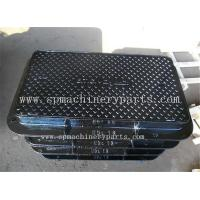 China Hot Selling High Quaility Gray and Ductile Cast Iron Pressure Type Manhole Frame and Cover -Water Tight on sale