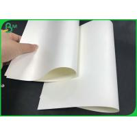 China 15g + 235g +15g Double Side PE Coated Snow Cone Cup Paper 500mm Roll For Paper Cup on sale