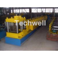 Casting Structure Rack Beam Roll Forming Machine / Box Beam Roll Forming Machine With 1.8-2.3mm Thickness Manufactures
