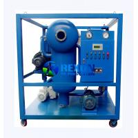 9000L/H Turbine Oil Filtration Machine with High Efficient Oil Dehydration & Oil Degassing System Manufactures