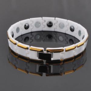 Quality Wholesale fashion magnetic ceramic bracelet for sale