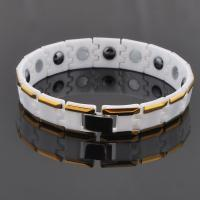 Buy cheap Wholesale fashion magnetic ceramic bracelet from wholesalers