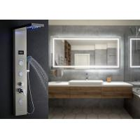 ROVATE Wall Mount Shower Panel Ceramic Valve Core Material CE Certificated Manufactures