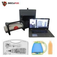 Wireless Portable X Ray Baggage Inspection System With Industrial CCD Camera