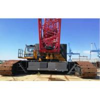 China Sany Used Crawler Crane 75 Tons Capacity / Used Caterpillar Machine Made In China for sale