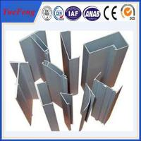 hot sale Aluminum Roller Shutter Doors Extrusion Profiles with good price Manufactures