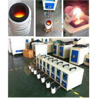 China China hot sale high frequency induction heating machine for gold melting on sale