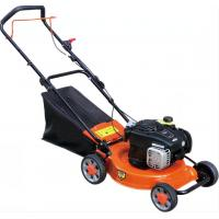 China 20ft Container Petrol Gas 18 3.5H Hand Push Lawn Mower on sale