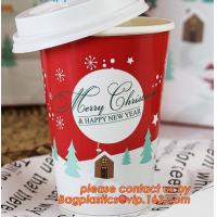 disposable paper cup with custom logo print,Single Wall Paper Coffee Cup with Lids,Custom logo Printed Disposable Single Manufactures