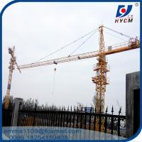 China 6 Ton Outer Climbing Tower Crane Building Construction Safety Equipment on sale