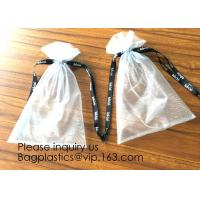 Organza Packing Pouch Bag Hot Sale Products Jewelry Packaging Organza Bags for Bracelet Beads Gift Pouch BAGEASE PACKAGE Manufactures