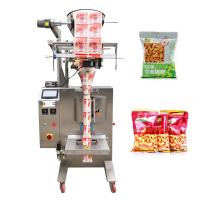 Automatic Sealing Beans Packing Machine Touch Screen Display For Snack Food Manufactures