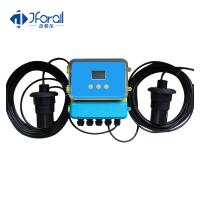 Anti Corrosive Compact Ultrasonic Type Level Transmitter Full Seal Structure Manufactures
