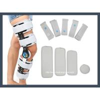 China Adjustable knee support dedicated hook and loop strap on sale