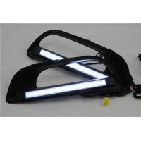 Amber Turn Signal Light LED DRL Lights White Flexible Aluminum Manufactures