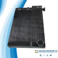 Air compressor oil cooler, compressor air cooler, screw compressor cooler, aluminum plate fin heat exchanger Manufactures