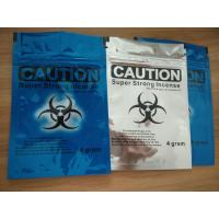 China Caution Herbal Incense Packaging Ziplock Bags Spice Smoke Bag Accept Custom Own Logo on sale