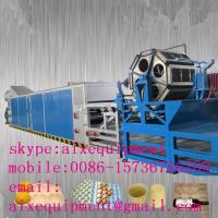 Quality pulp paper egg tray manufacturing machine for making paper trays for sale