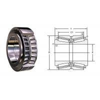 GCr15 P5 Double Row Taper Roller Bearing ID 100 - 500 Mm Mining Industry Manufactures
