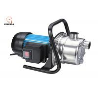Self Priming Universal Garden Jet Pump / Garden Irrigation Pump With Plastic Head Manufactures