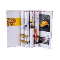 custom color commercial product brochure printing services online manufacturer Manufactures