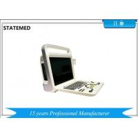 White Color Portable Color Doppler Ultrasound Scanner For Hospital Clinic Manufactures