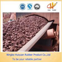 Quality long distance conveying EP150 Canvas Conveyor Belt for Stone Crusher Transpotati for sale