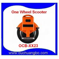 Ouchuangbo Hot selling balancing unicycle Mobility One Wheel Scooter OCB-XX23 Manufactures