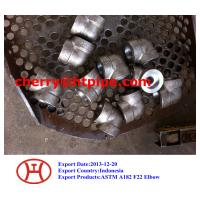 ASTM A182 F22 sw elbow Manufactures
