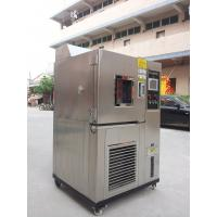 Sus304 High And Low Temperature Test Chamber , Environmental Test Equipment Manufactures