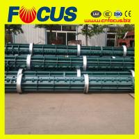 China Steel mould of Concrete Circular Pole Plant on sale