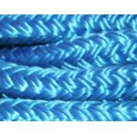 blue double braidced polyester nylon mooring rope Manufactures