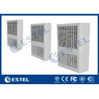 Door Mounted R134A Refrigerant Heat Exchanger 48VDC 120W/K IP55 ISO9001 Approval Manufactures