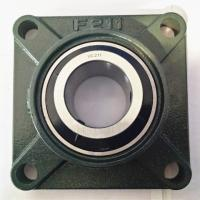 Pillow Block Bearing UCF211 chrome steel 55*100*56.5 mm use for farming spare parts Manufactures