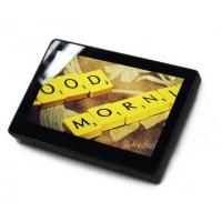 Intelligent Wall Mount PC LCD tablet with RFID NFC for attendance and access control Manufactures